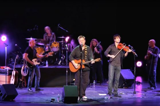 "ALEXANDER RYBAK / THE THREE JACKS ""CHAINS OF STEEL"" AT GUSMAN THEATER"
